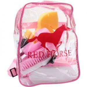 Red Horse poetsrugzakje
